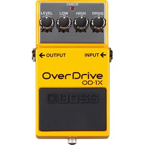 BOSS -  OD-1X - OverDrive - SPECIAL EDITION