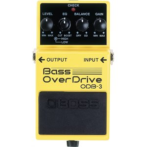 BOSS - ODB-3 Bass OverDrive