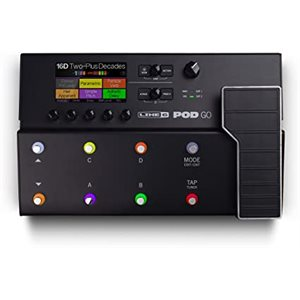 LINE6 - POD Go - Multi-FX Floor Processor