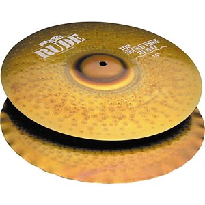 "PAISTE - 14"" RUDE Sound-Edge Hi-Hat"