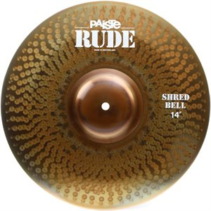 "PAISTE - 14"" RUDE Shred Bell"