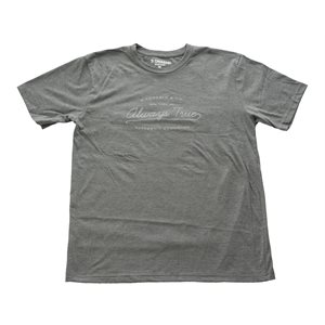 D'ADDARIO - Always True T-Shirt Gray - Large