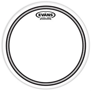 EVANS - 10'' EC2S CLEAR TOM BATTER