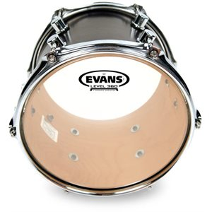 EVANS - 10'' G1 CLEAR TOM BATTER